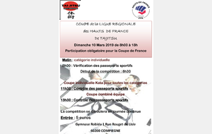 Coupe Hauts de France 2019