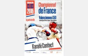 Championnat de France Karaté Contact